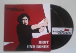KAPELLE VORWÄRTS BROT & ROSEN Doppel EP (incl. PATCH)