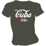 VIVA CUBA LIBRE GIRLIE