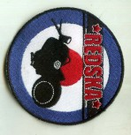 REDSKA SCOOTER PATCH