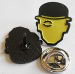CLOCKWORK ORANGE HEAD JELB PIN