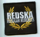 REDSKA HOOLIGAN RUDEBOYS PATCH