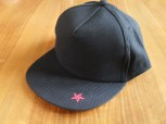 BASECAP RED STAR