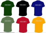 DERRICK MORGAN T-SHIRT FLOCK (6 colours)
