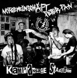 "Notgemeinschaft Peter Pan - Kampfansage Stagnation - 7""+ Downloa"