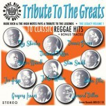 Rude Rich & The High Notes \'Tribute To The Greats\' LP