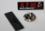 ANTI FASCIST MUSIC PIN