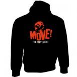 THE MOVEMENT MOVE KAPU SCHWARZ / XXL