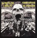 KOMPTOIR CHAOS / TENTATIVE 02 SUICIDE SPLIT LP