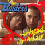 BUSTERS ALL STARS SKINHEAD LUV-A-FAIR LP