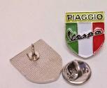 VESPA EMBLEM ITALIA PIN
