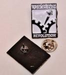 VEGAN REVOLUTION PIN