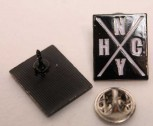 NEW YORK HARDCORE PIN