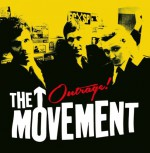 THE MOVEMENT OUTRAGE EP (yellow wax)