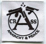 CRASS WHITE PATCH