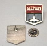 ALLSTATE EMBLEM PIN