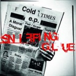 """SNIFFING GLUE - cold times 12\"""" + MP3"""