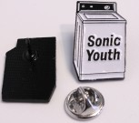 SONIC YOUTH PIN