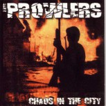 THE PROWLERS CHAOS IN THE CITY EP (orange wax)