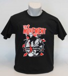 THE MOVEMENT DESTROY BOURGEOIS CULTURE T-SHIRT