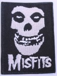 MISFITS CRIMSON PATCH