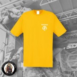 7 SECONDS LOGO SMALL T-SHIRT XXL / yellow
