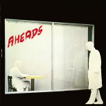 AHEADS SAME LP (with Poster and DVD)