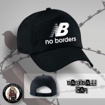 NO BORDERS BASECAP