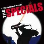 THE SPECIALS THE CONQUERING RULER LP VINYL RED