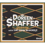 Doreen Shaffer With The Moon Invaders LP – Groovin' With The Moon Invaders