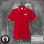 FATAL BLOW CARDIFF POLO S / red