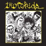 TROTSKIDS 1st LP + 4 bonustracks (Do Or Die records 2015)