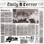 DAILY TERROR KLARTEXT EP