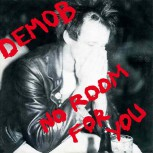 DEMOB NO ROOM FOR YOU EP VINYL SCHWARZ
