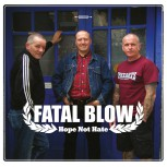 FATAL BLOW HOPE NOT HATE EP VINYL BLUE