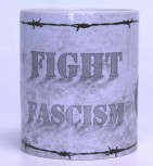 FIGHT FASCISM MUG