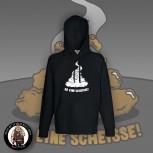 SO EINE SCHEISSE (GEGEN NAZIS) HOODIE
