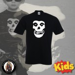 CRIMSON GHOST (MISFITS) KIDS T-SHIRT