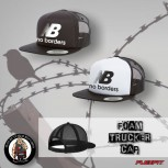 NO BORDERS MESH CAP