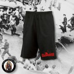 CLASSWAR RED/BLACK STAR SHORTS