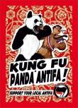 KUNG FU PANDA STICKER (10 UNITS)