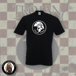 TROJAN PRIDE T-SHIRT SCHWARZ