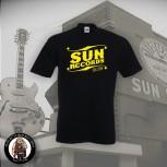 SUN RECORDS EST 1952 T-SHIRT