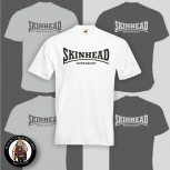 SKINHEAD ANTIFASCIST T-SHIRT WHITE
