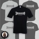 SKINHEAD ANTIFASCIST T-SHIRT BLACK