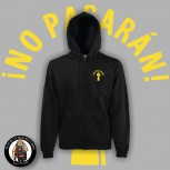NO PASARAN ZIPPER XL