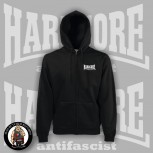 HARDCORE ANTIFASCIST ZIPPER