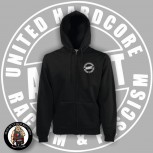 UNITED HARDCORE ZIPPER