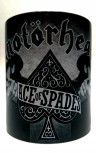 MOTÖRHEAD ACE OF SPADES KAFFEEBECHER