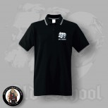 OLD SCHOOL POLO SCHWARZ / S