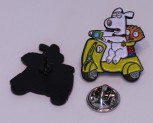 VESPA (FAMILY GUY) PIN